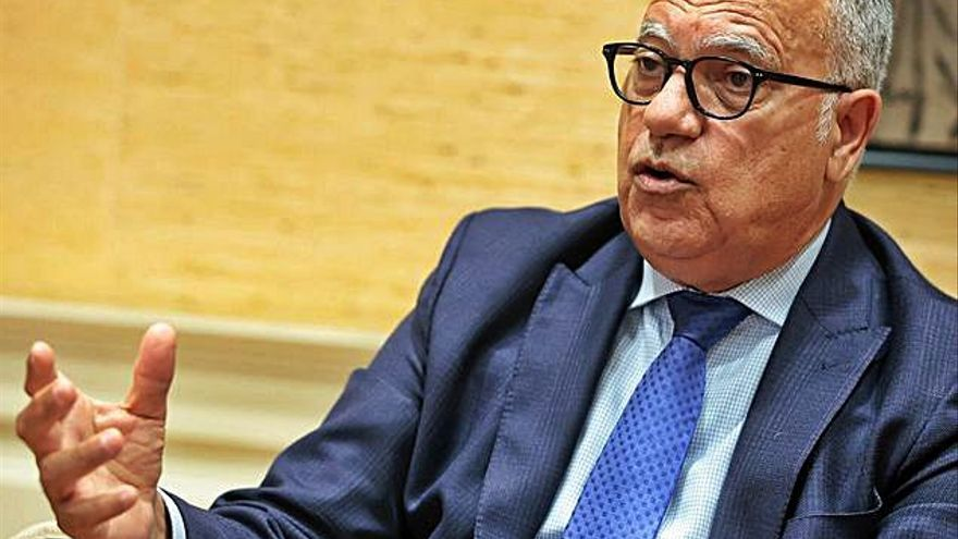 «Me gustaría una mayor influencia ante el Gobierno de España»