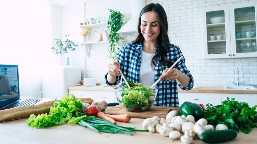 Ocho trucos para llevar una dieta vegana saludable