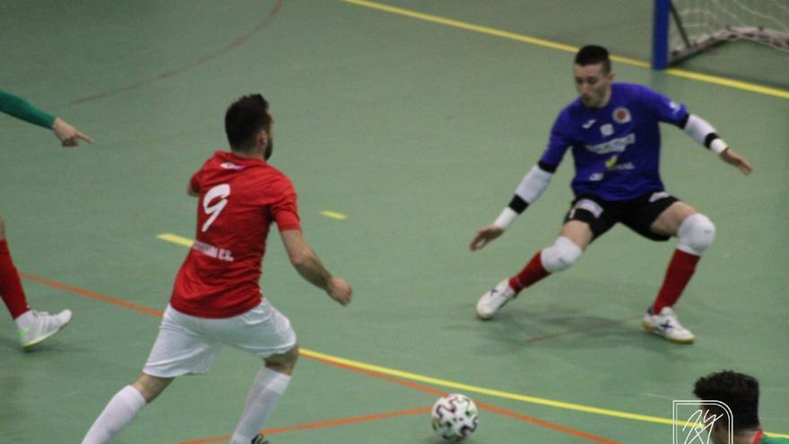 Euronics Caja Rural pierde su primer partido de la temporada (2-3)