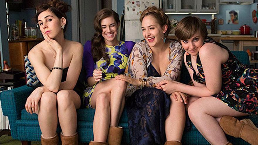 La temporada final de 'Girls' ya tiene fecha de estreno