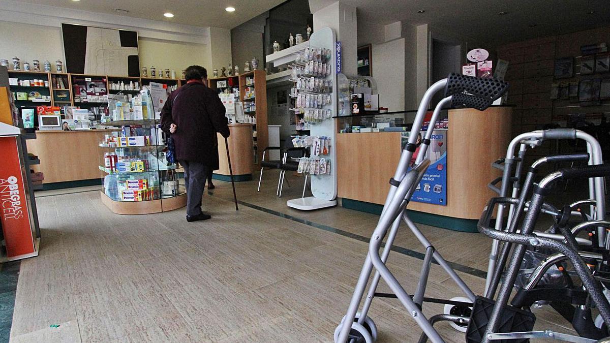 Veintidos farmacias zamoranas participarán de este importante estudio.   L.O.Z