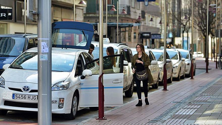 El municipio ocupa el puesto 12 entre las ciudades con tarifas de taxi más caras