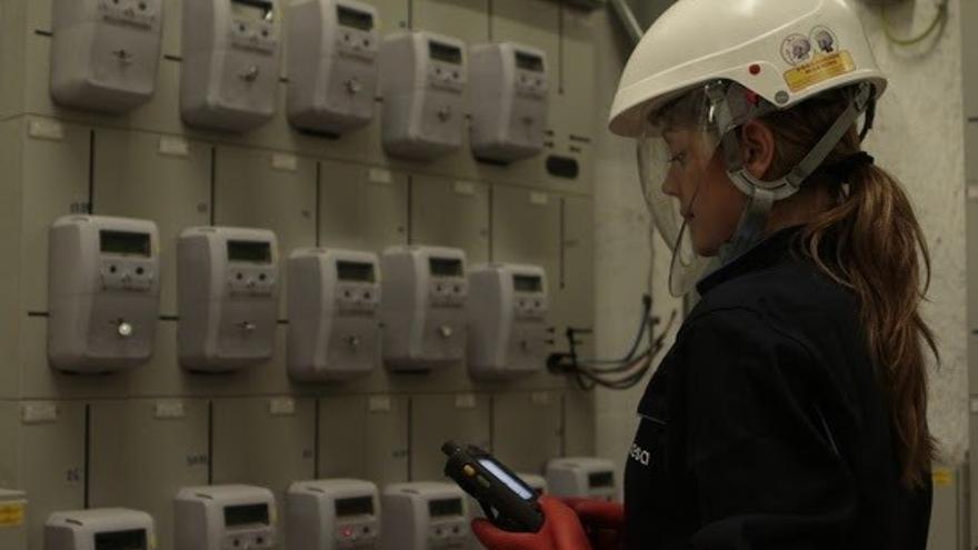 La demanda de energía eléctrica de Canarias desciende un 4,4 % en marzo