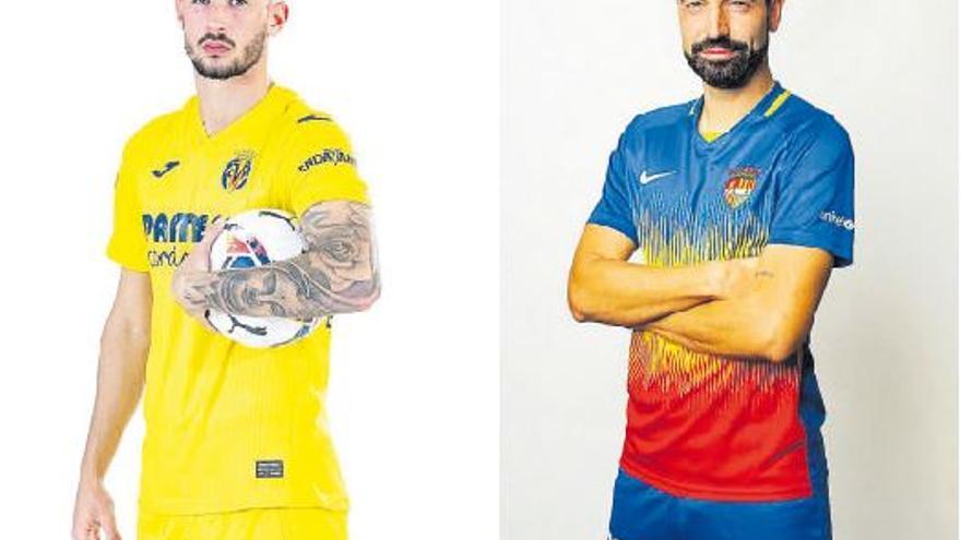 El Mini Estadi será testigo de un gran duelo de goleadores: Álex Millán contra Carlos Martínez