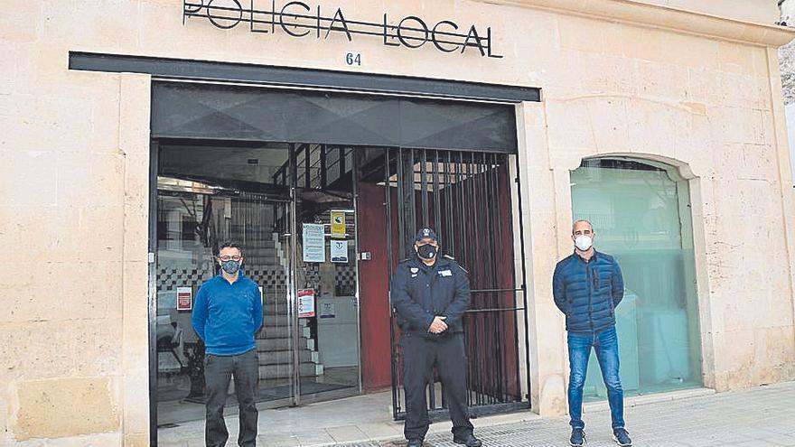 Miquel Llabrés, nuevo jefe de la policía local de Felanitx