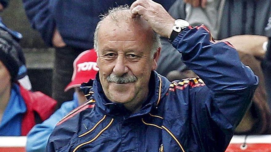 """Vicente del Bosque: """"Tuvimos equipo y estilo, pero también suerte"""""""