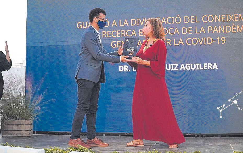 Formentera acoge los premios del Turismo 2021