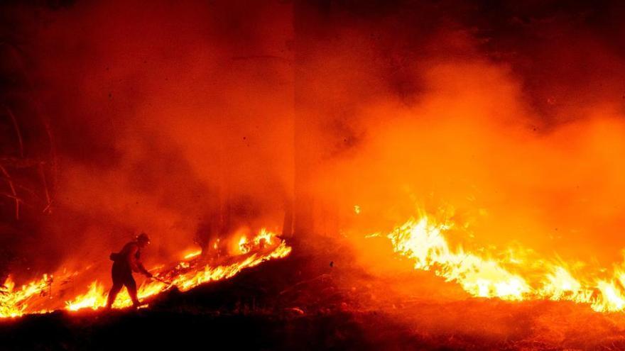 Los incendios de EEUU se han cobrado al menos 29 vidas