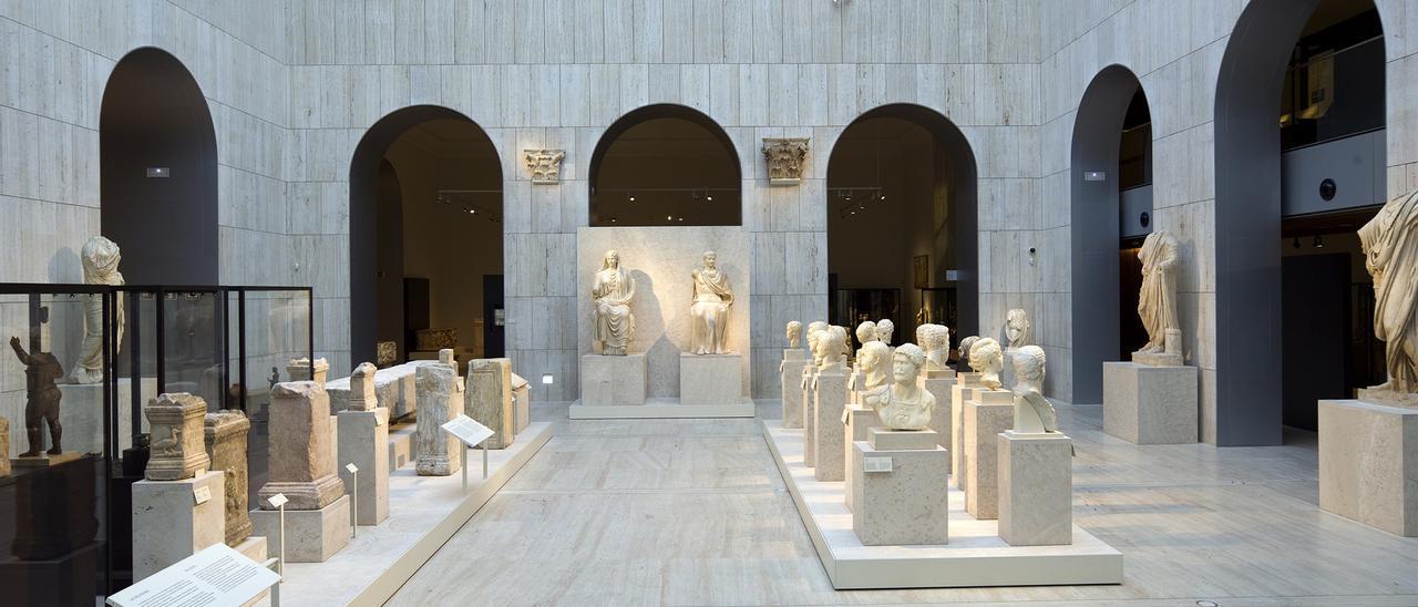 Una imagen del museo Arqueológico Nacional.