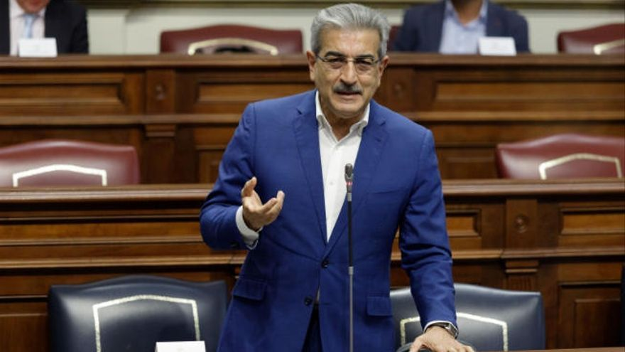 Canarias envía al Gobierno su propuesta para la gestión de los 1.144 millones de ayudas directas del Estado