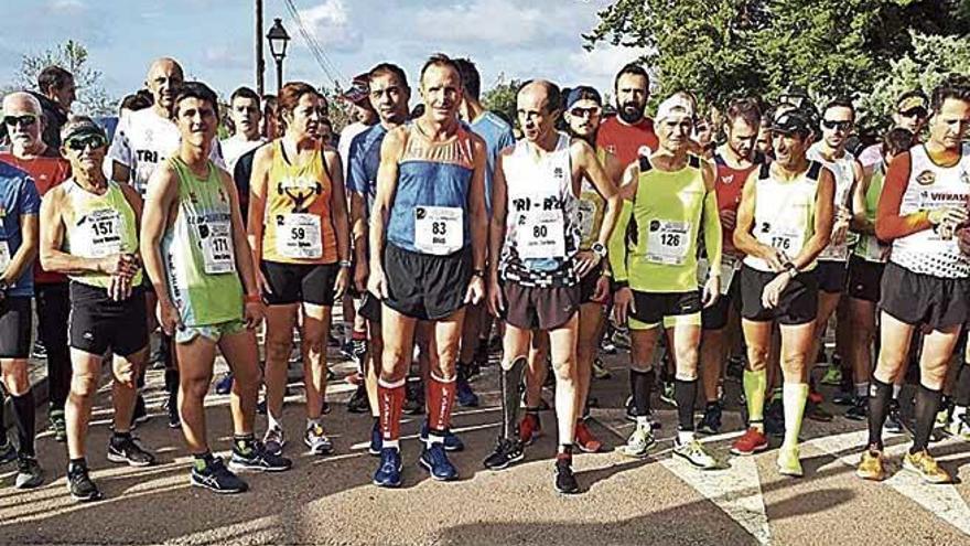 Diego Martínez e Isabel Collado vencen en la media maratón de la Quart de Marató