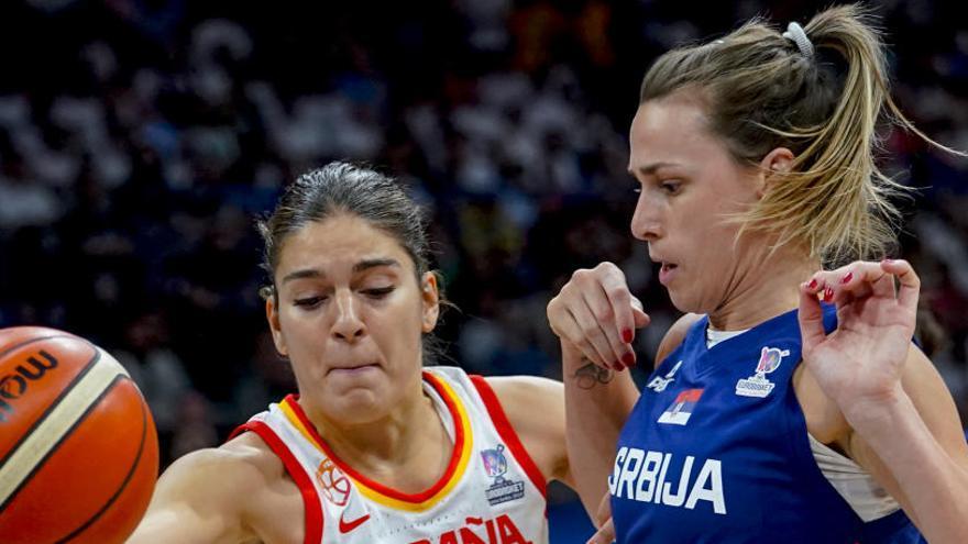 Xargay, Casas i Palau lluitaran demà per l'or a l'Eurobasket