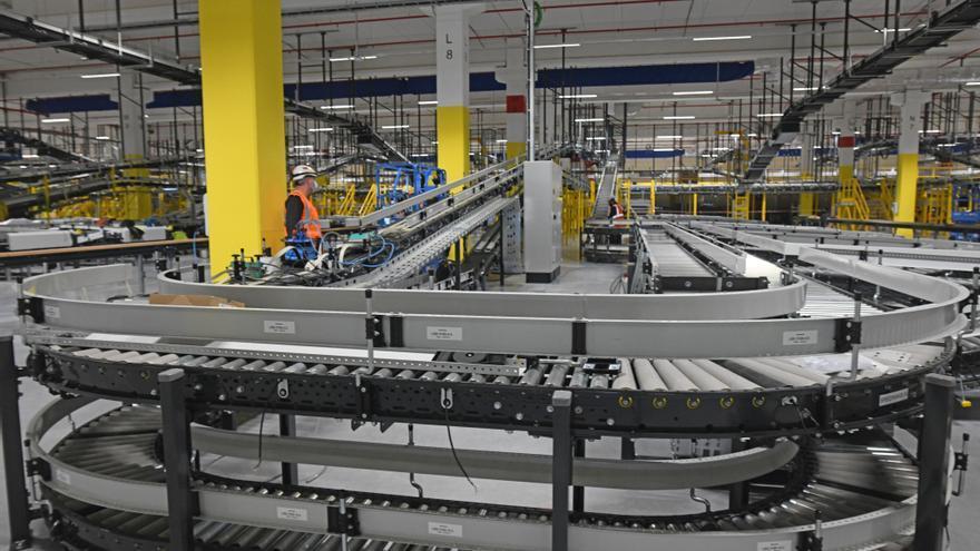 Amazon reforzará sus operaciones logísticas en el sur de Europa con su nuevo centro en Murcia