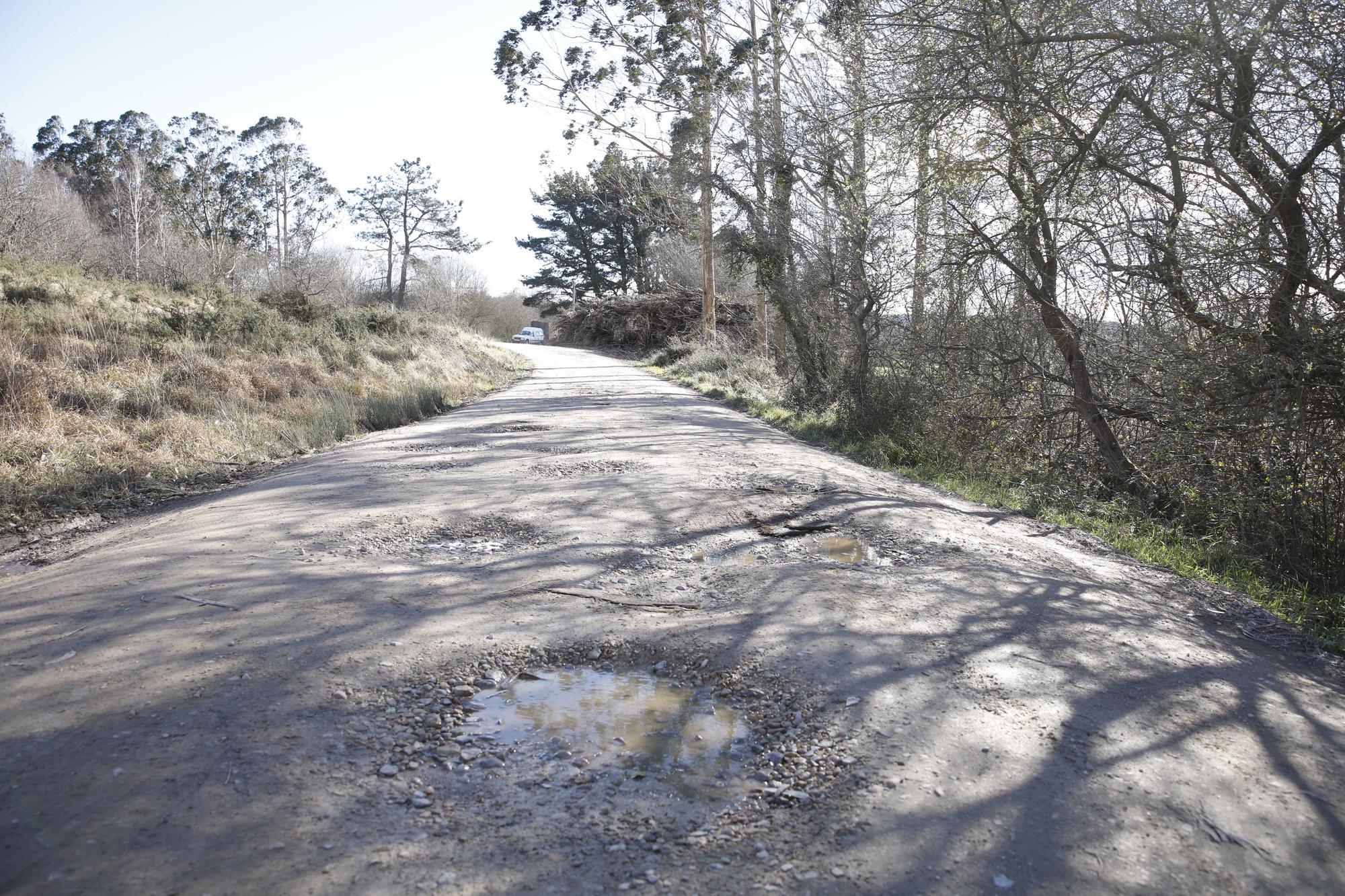 El Monte Deva, un paraíso abandonado