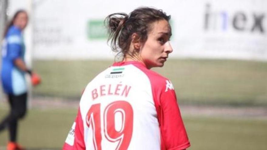 Belén Martínez, último refuerzo del Villarreal CF