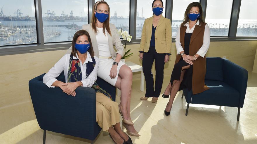 Vithas, liderazgo femenino en la sanidad privada canaria