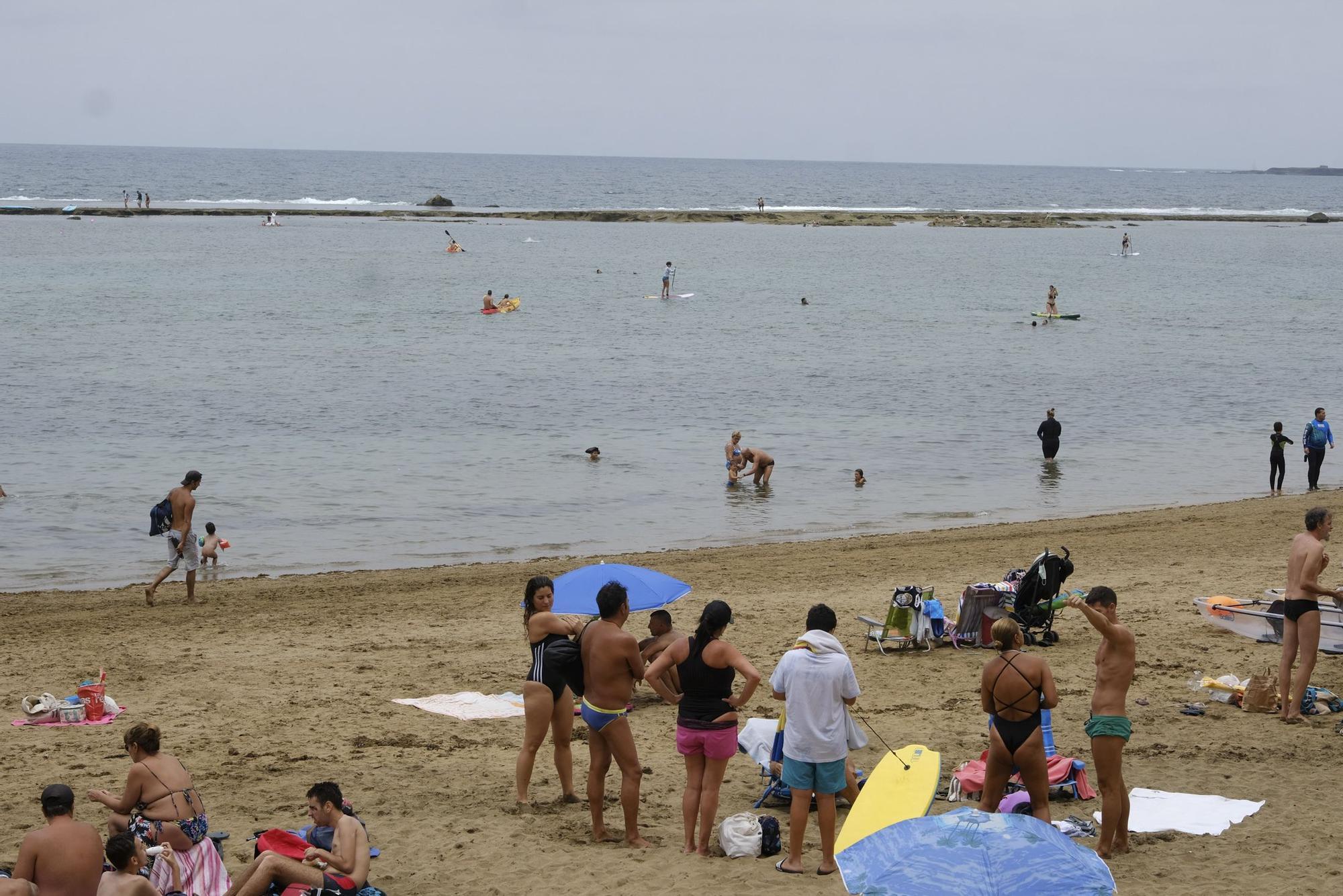 Calor en Gran Canaria (17/07/2021)
