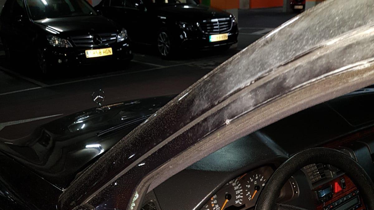 Detenido un hombre por robar en coches aparcados en dos garajes de Badajoz
