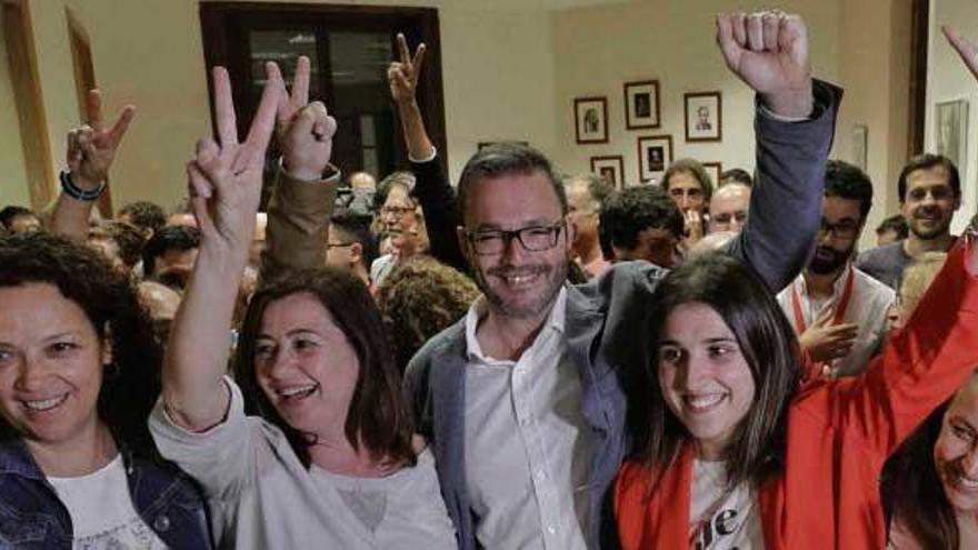 Analyse nach dem Super-Wahltag: Mallorca bleibt links regiert