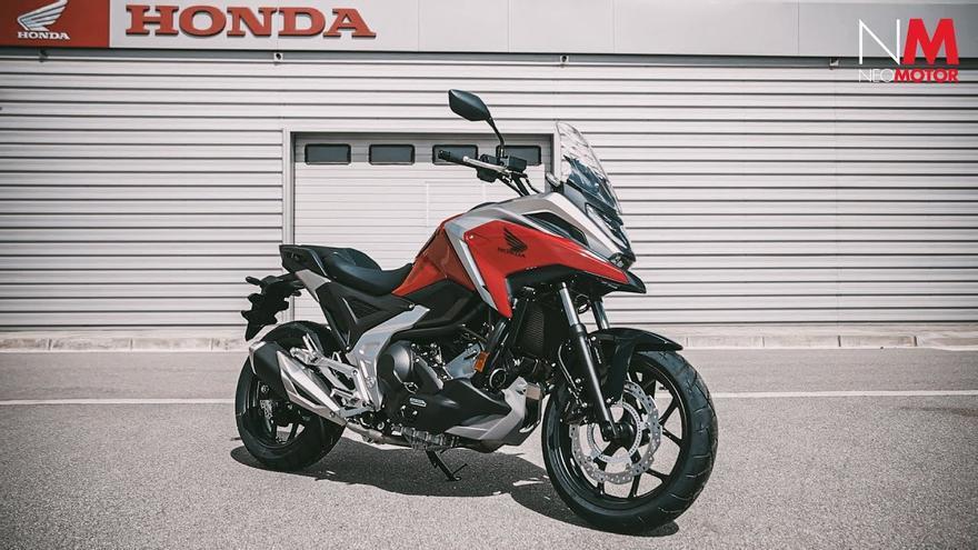 Vídeo: Prueba a fondo de la Honda NC750X