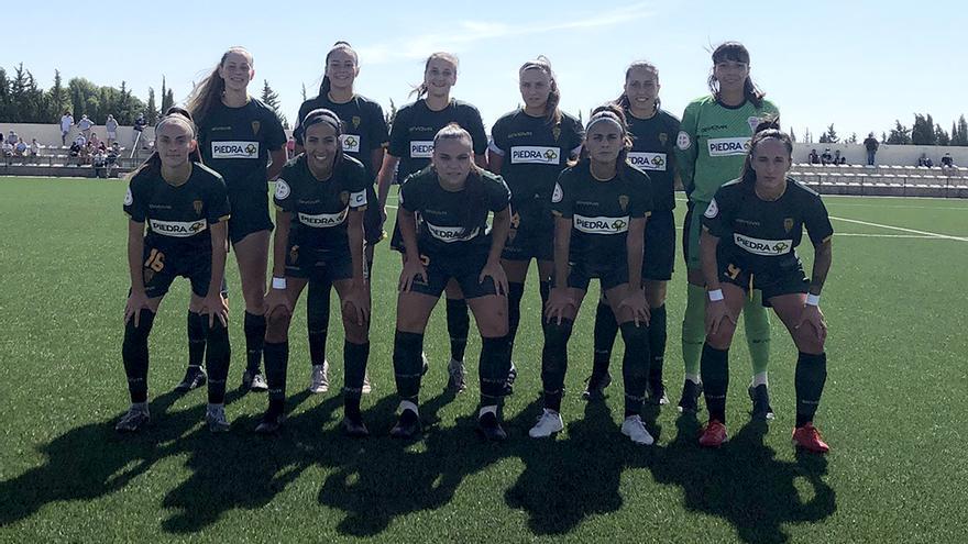 El Córdoba Femenino logra una gran remontada en Albacete