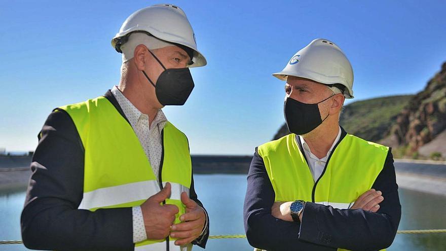 Torres anuncia que se aprovecharán fondos europeos para la transformación verde
