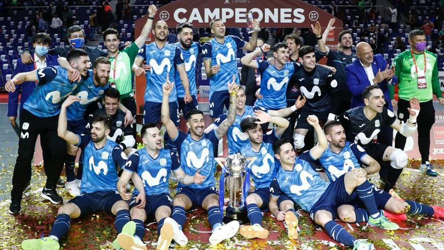 El Inter Movistar gana la Copa con sello cordobés