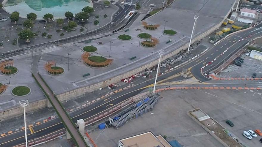 Santa Cruz licita por 600.000 euros el proyecto de su primer parque temático