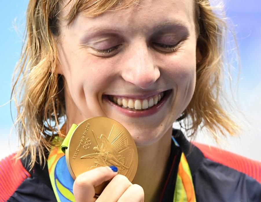 Katie Ledecky