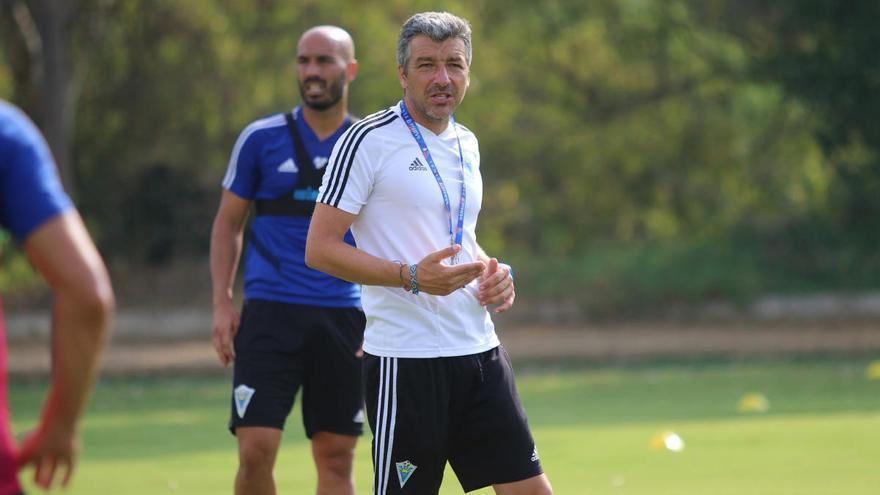 David Cubillo entrenará al Hércules con un único objetivo: subir a Segunda