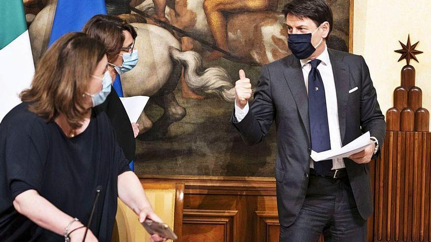 El Gobierno de Italia testifica ante Fiscalía por su gestión en el inicio de la pandemia