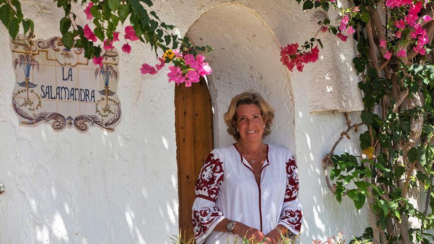 Simoneta Gómez-Acebo: «De la artesanía mallorquina me gusta todo»