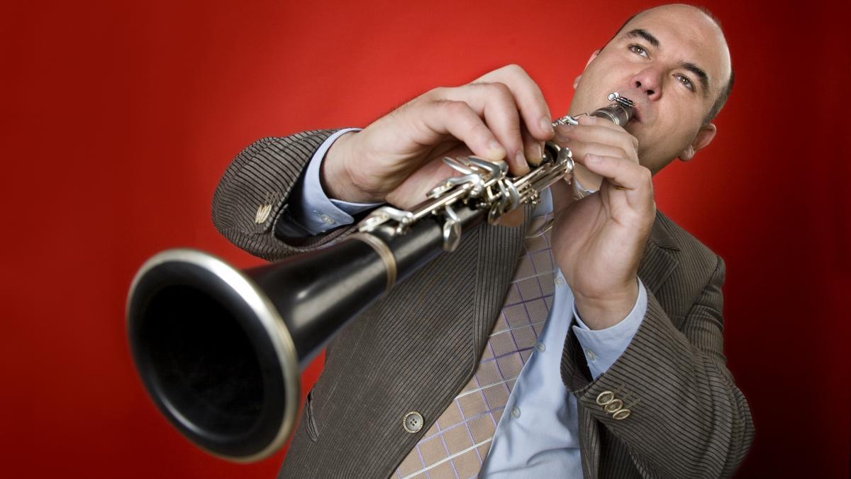 Equilibrio entre tradición y novedad con el jazz del clarinetista Chema Peñalver.