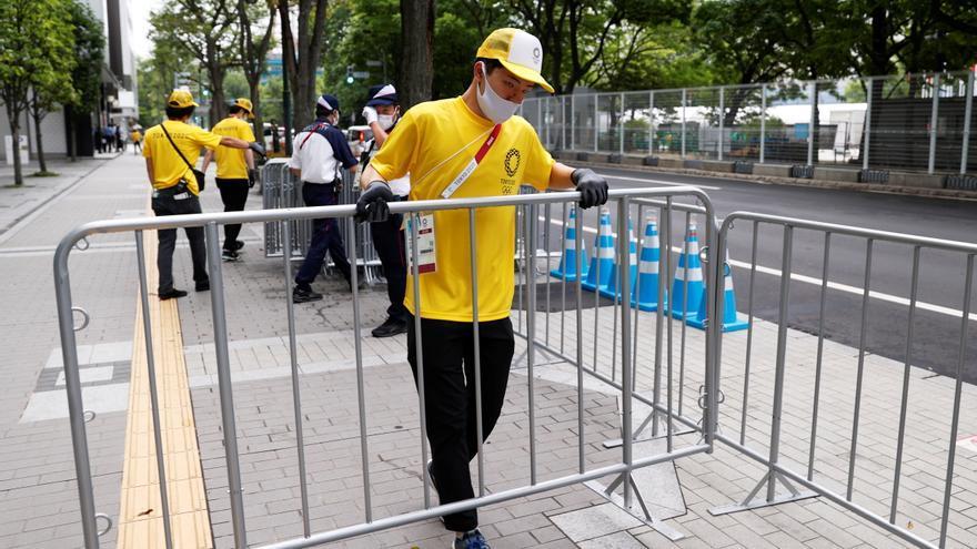 El maratón olímpico más extremo