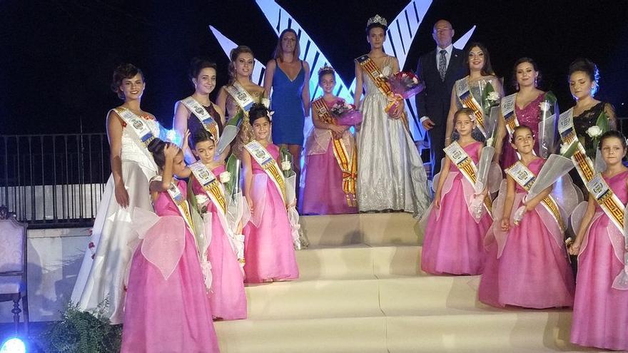 Monóvar suspende Exaltación Reinas de las Fiestas por positivo de la Reina Mayor