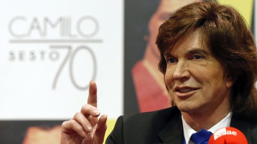 Camilo Sesto falleció por un fallo renal tras ingresar en un centro de Madrid