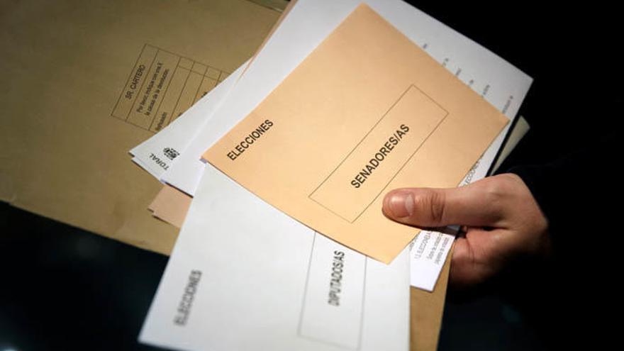 ¿Qué significa el voto en blanco y a  quién favorece?