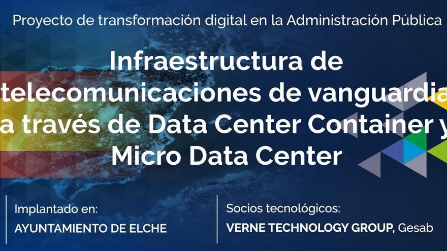 Ayuntamiento  de Elche, premio nacional a la Mejora de la Atención Ciudadana Digital