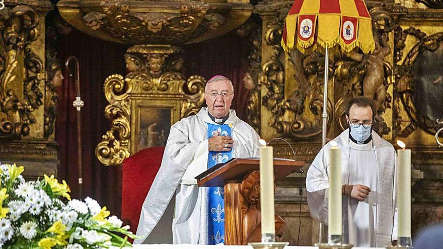 Palma celebra a su patrona la Mare de Déu de la Salut