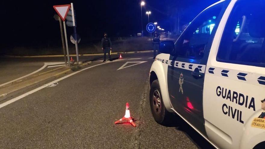 25 Mal getankt, ohne zu bezahlen: Guardia Civil nimmt zwei Männer fest