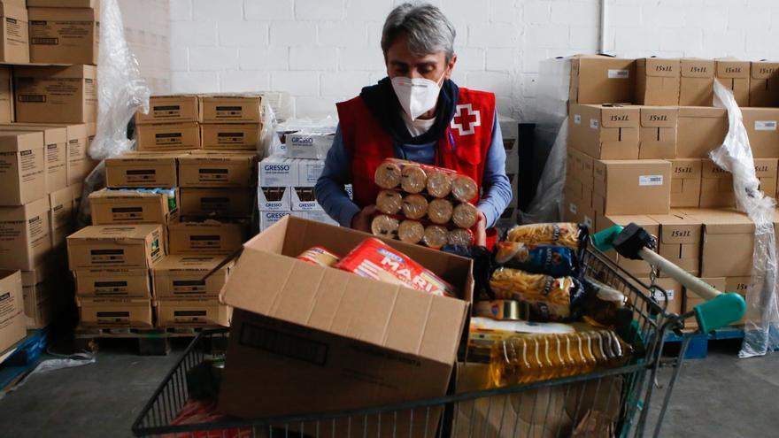 Más de 17.000 cordobeses en situación de vulnerabilidad se beneficiarán del reparto de alimentos de Cruz Roja