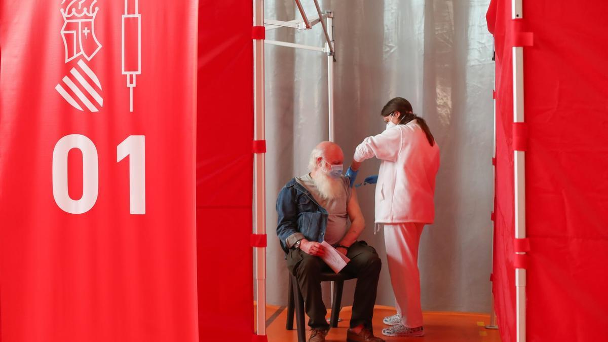 Nuevos contagios de coronavirus hoy en Valencia, Castelló y Alicante