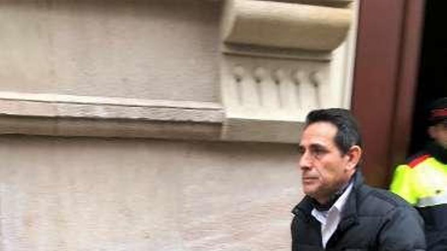 Millet y Montull, los saqueadores del 'caso Palau', a prisión por riesgo de fuga