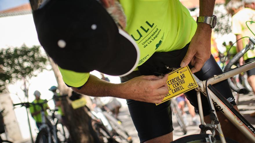 El municipio implanta un sistema para evitar robos de bicis y facilitar su recuperación