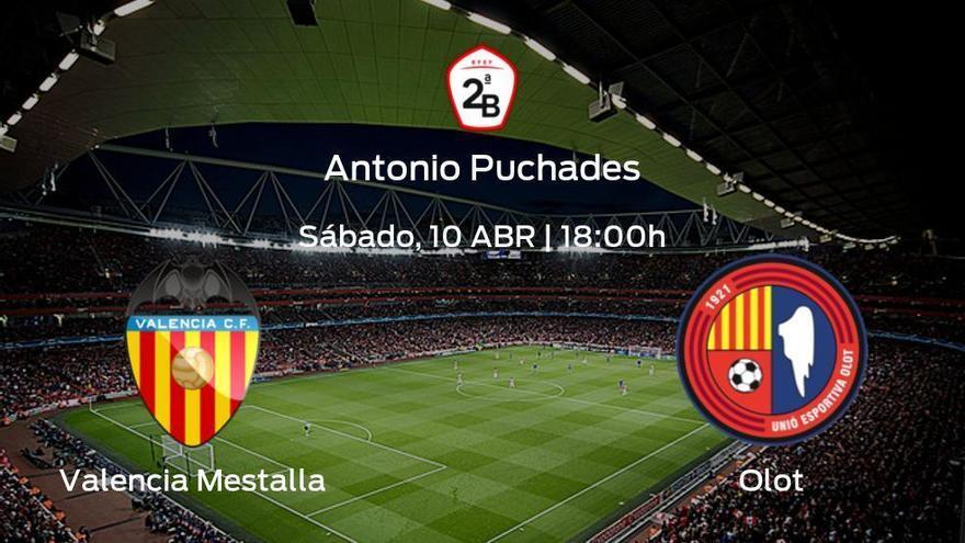 Previa del encuentro de la jornada 2: Valencia Mestalla contra Olot