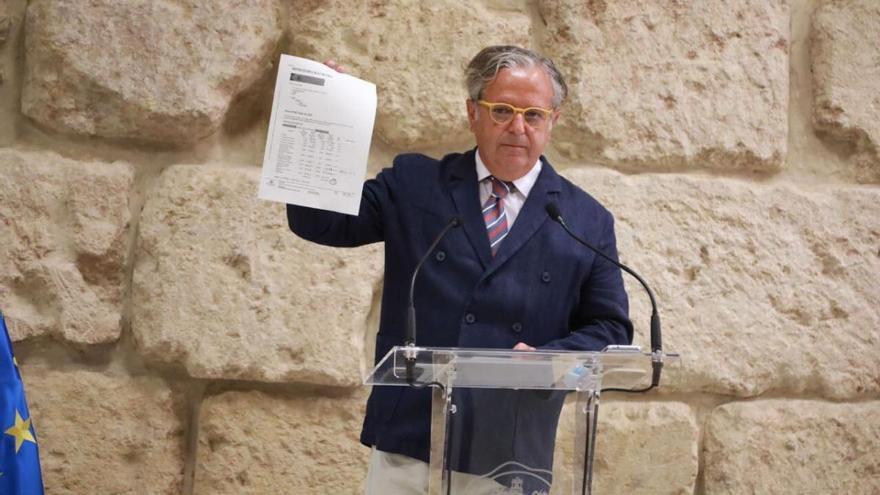 El Ayuntamiento de Córdoba cumple en julio el periodo medio de pago después de 13 meses