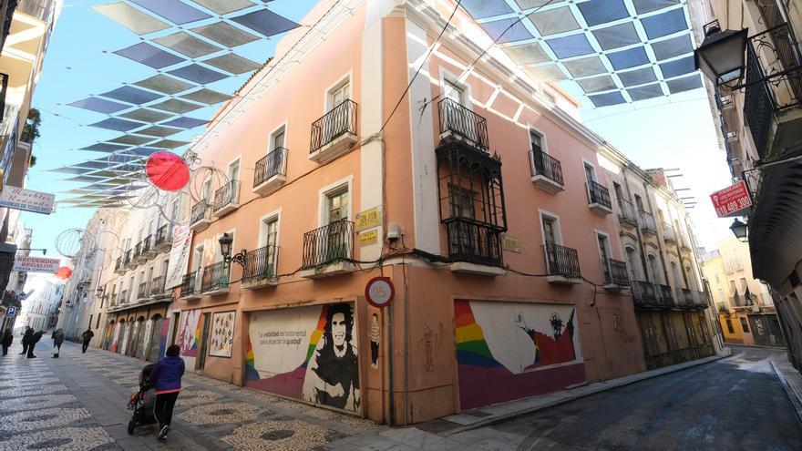 El Ayuntamiento de Badajoz licita la instalación de nueve videocámaras de vigilancia en el Casco Antiguo