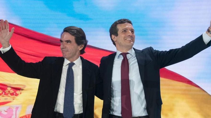 Aznar: Com més haurem d'esperar per acabar amb el cop d'Estat a Catalunya?