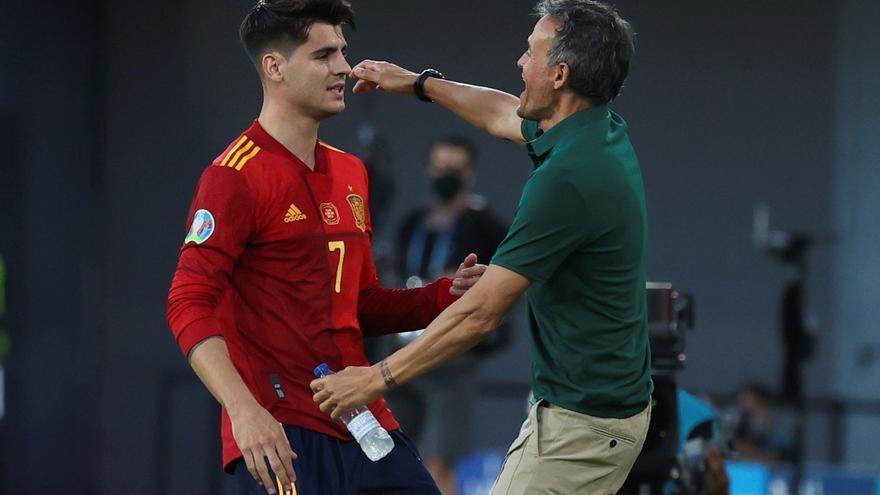 Directo | España 1-0 Polonia: La Roja manda al descanso