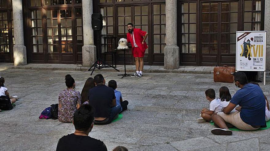 Magia para los más pequeños en el Parador de Zamora